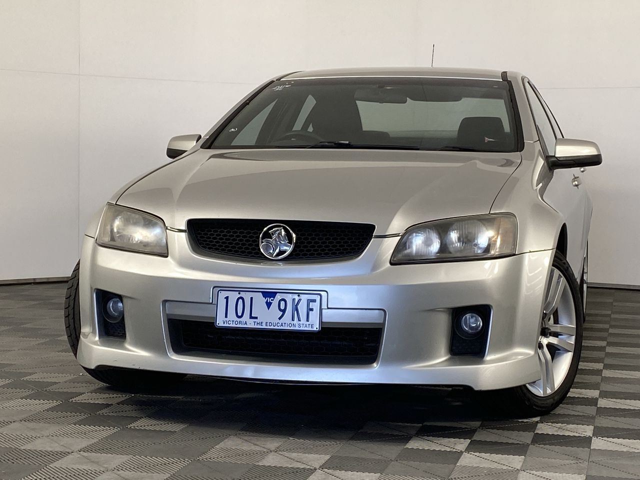 2007 Holden Commodore SV6 VE Automatic Sedan