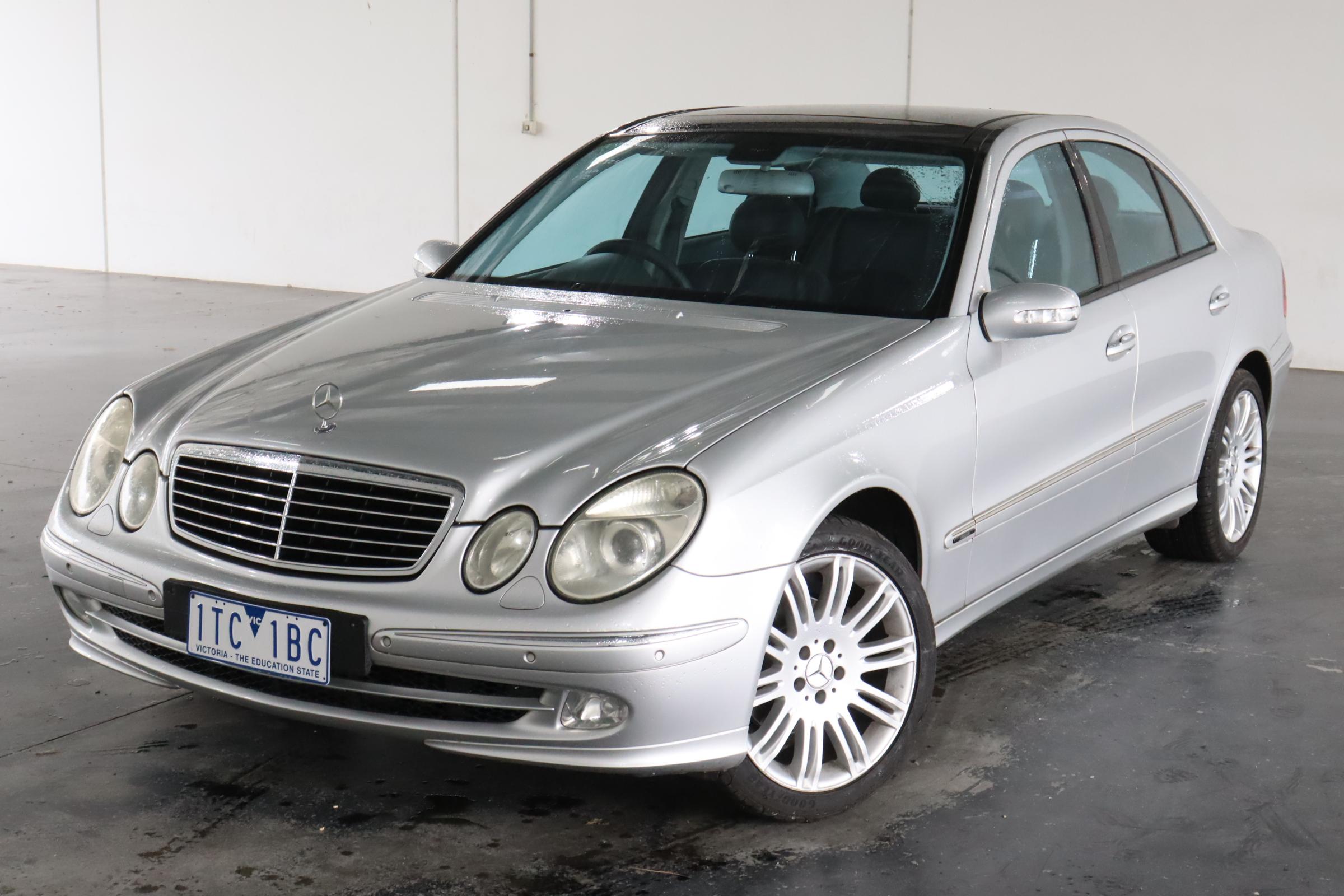 2004 Mercedes Benz E320 Avantgarde W211 Automatic Sedan