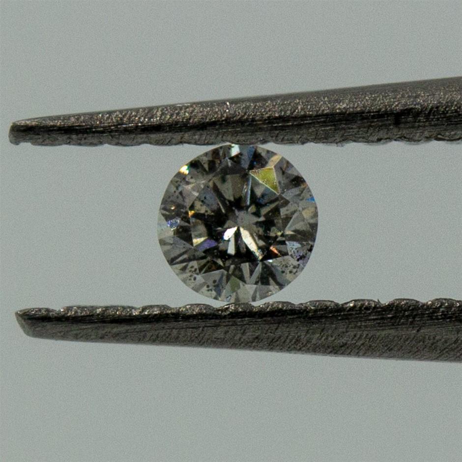 0.05ct Loose Diamond