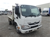 <p>2013 Hino 300 4 x 2 Tipper Truck</p>