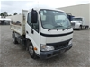 <p>Unknown Year  Hino  Dutro 4 x 2 Tipper Truck</p>
