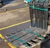 Qty 6 x Unknown Forklift Tines