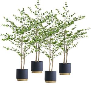 SOGA 4X 150cm Artificial Watercress Tree