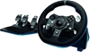 LOGITECH, G920 Driving Force Racing Wheel for Xbox One. Defective. (SN:B077