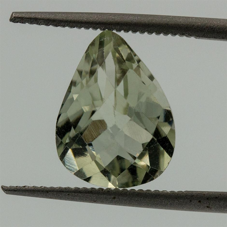 4.25ct Green Amethyst