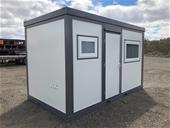 Unreserved Unused Accommodation & Toilet / Ablution Blocks