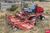 Tora Ground Master 228D Ride On Mower