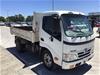 <p>2011 Hino 300 C/Cab 4 x 2 Tipper Truck</p>