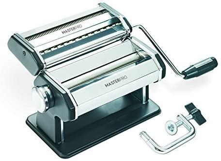 MASTERPRO-Extra Wide Pasta Machine Stainless Stee