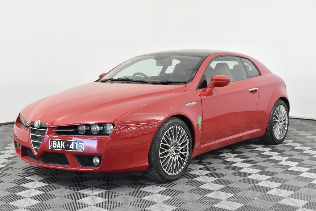 2007 Alfa Romeo BRERA JTS 177 Automatic Coupe