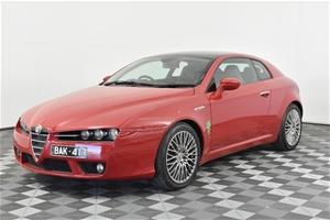 2007 Alfa Romeo BRERA JTS 177 Automatic