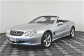 2003 Mercedes Benz SL500 R230
