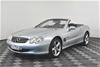 2003 Mercedes Benz SL500 R230 Automatic Convertible