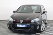 2010 Volkswagen Golf GTI A6 Automatic