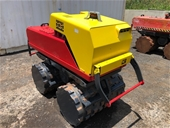 Unreserved Dynapac Trench Rollers - Toowoomba