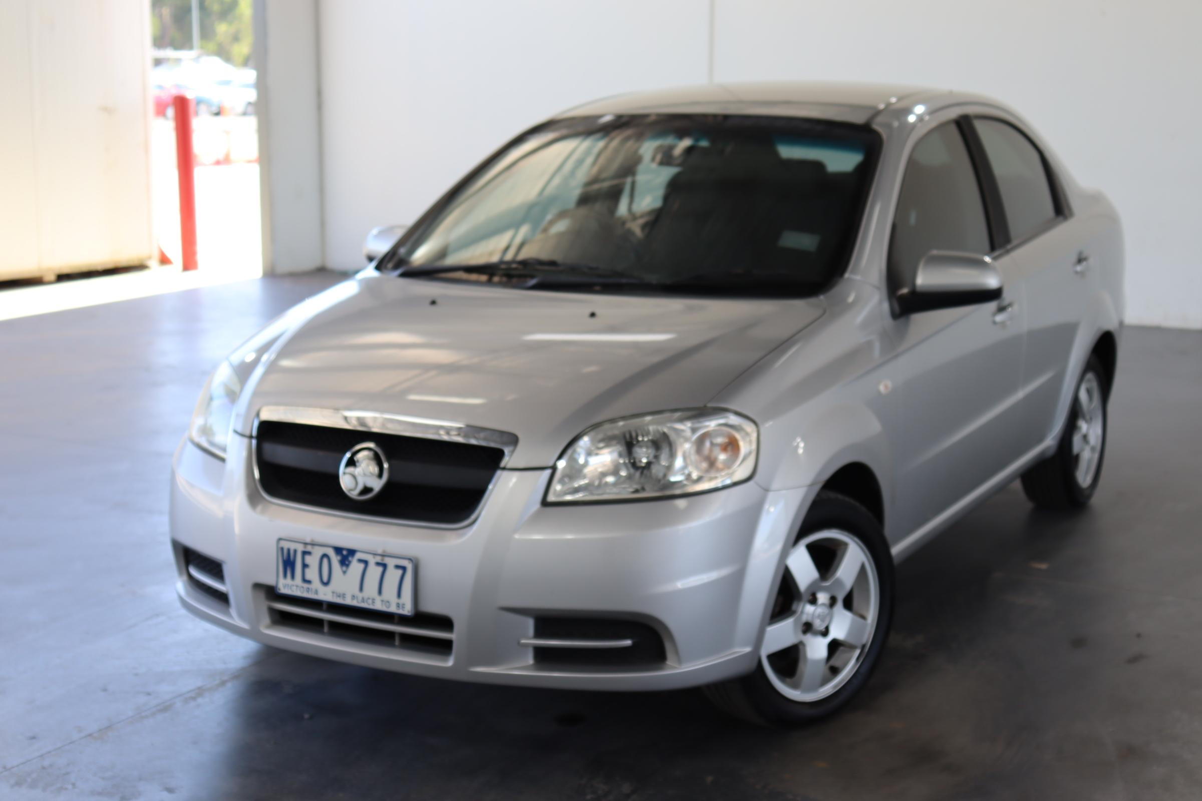 2007 Holden Barina TK Automatic Sedan