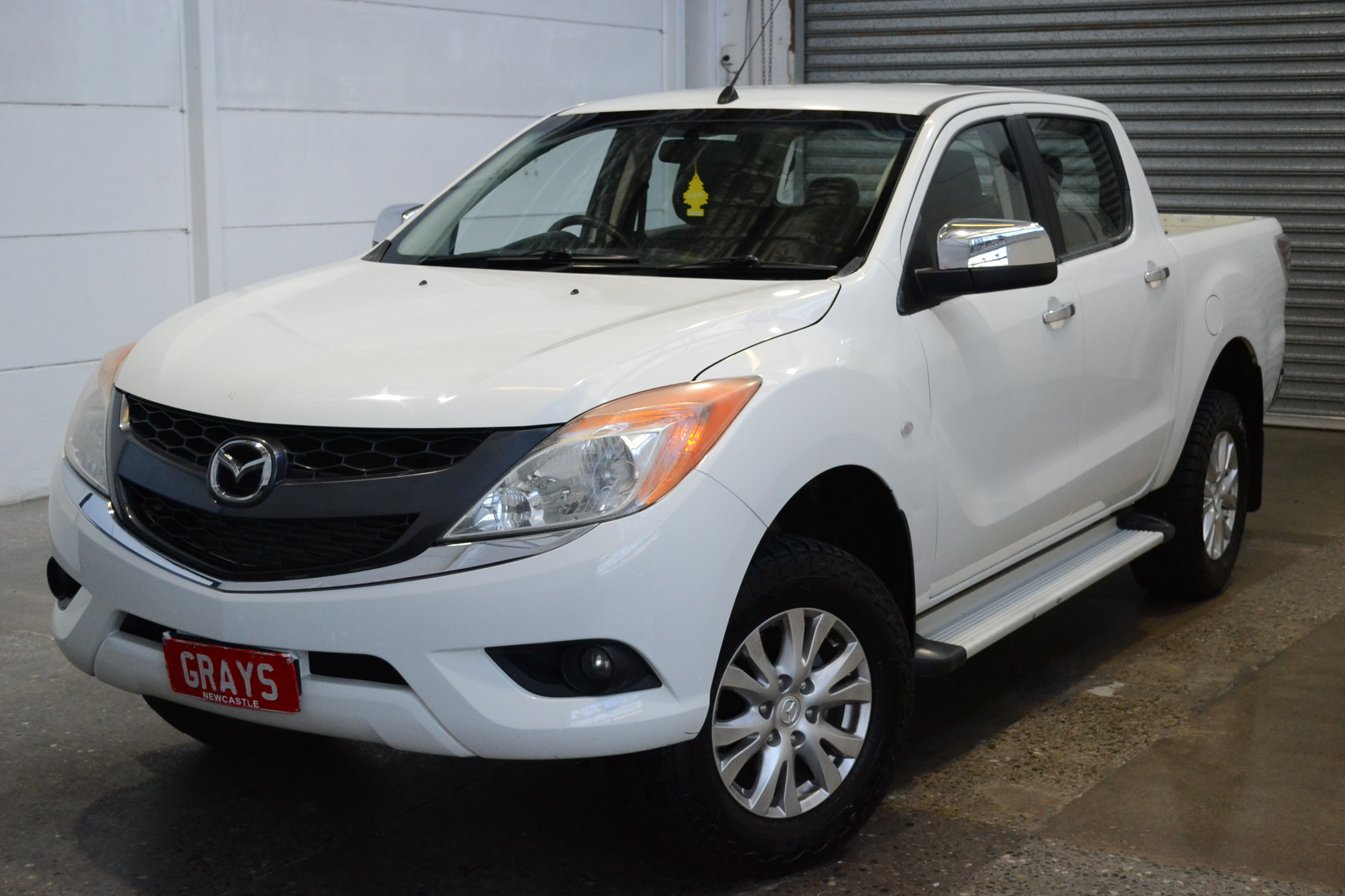 2014 Mazda BT-50 4X2 XTR Turbo Diesel Manual Dual Cab