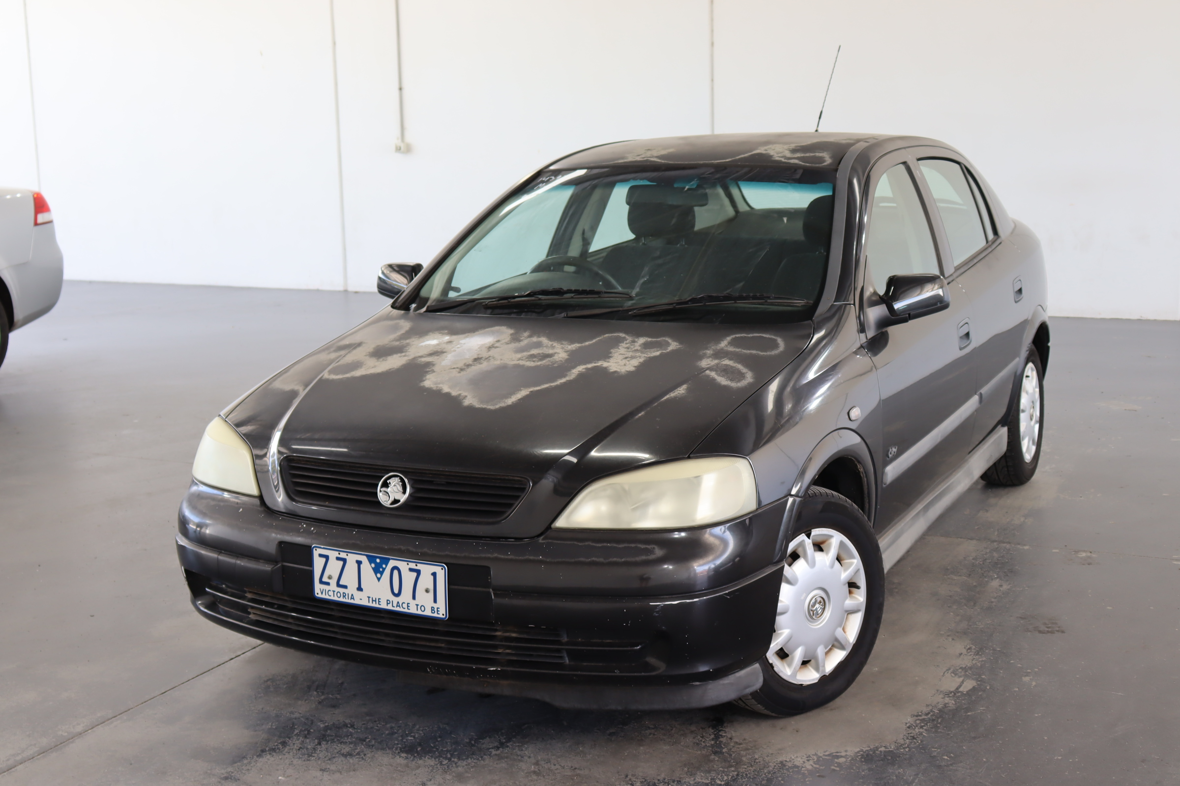 2001 Holden Astra City TS Manual Hatchback