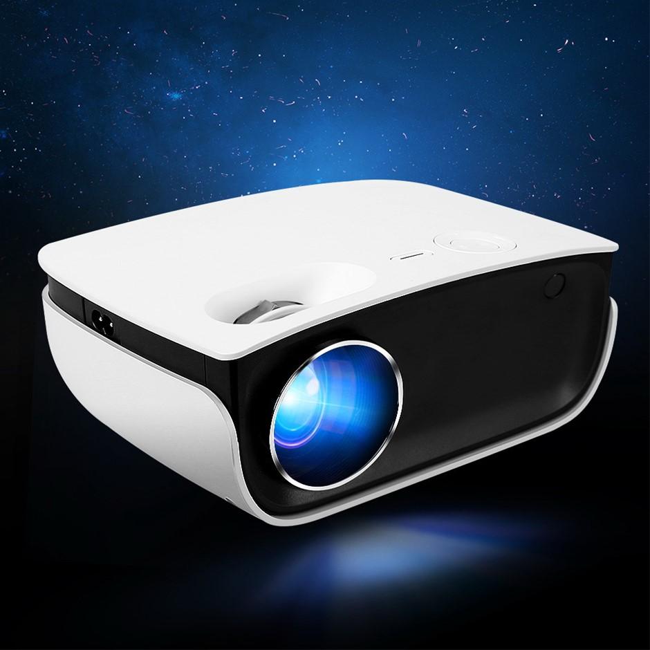 Devanti Mini Video Projector Wifi USB HDMI Portable 2000 Lumens HD 1080P