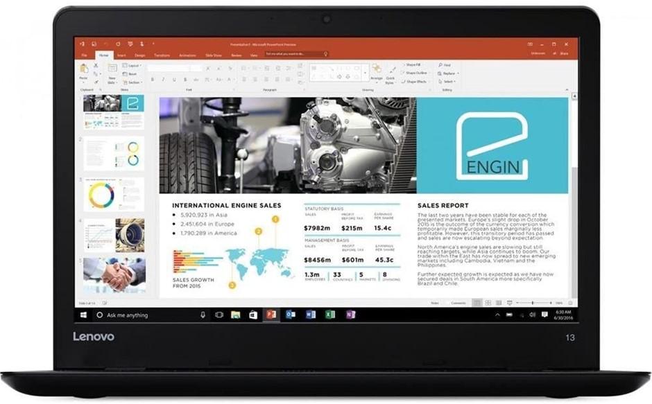 """Lenovo Thinkpad 13 G2 I5-7200 U 20J20003AU LED-Lit Notebook, 13.3"""""""