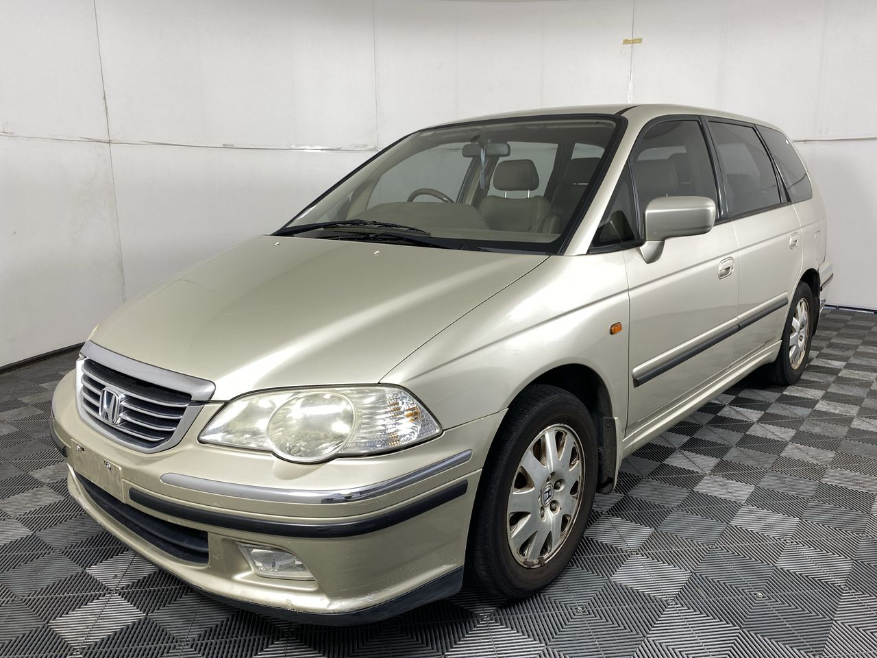 2002 Honda Odyssey V6L Automatic 7 Seat People Mover