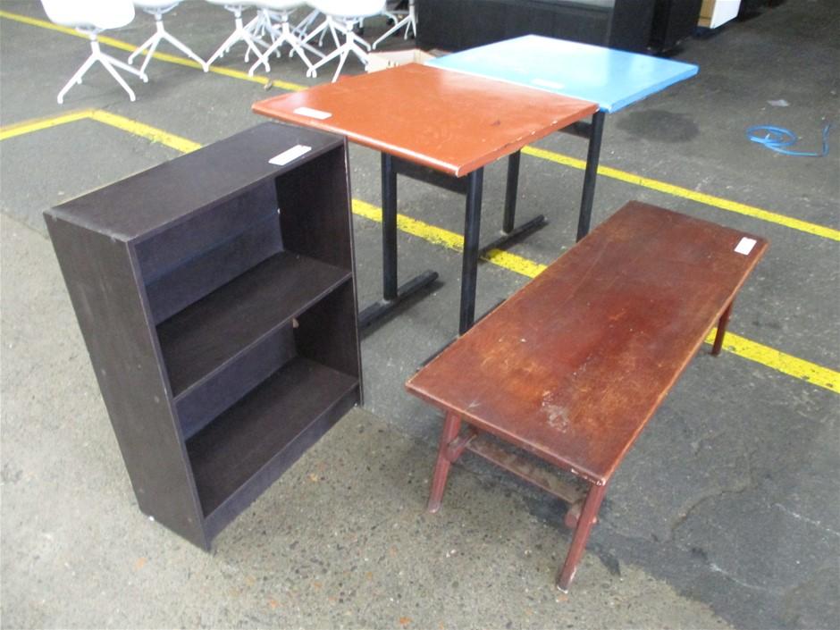 Qty 4 x Furniture Items