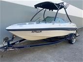 2000 Four Winns Bow Rider Boat, Volvo Penta V6 Engine