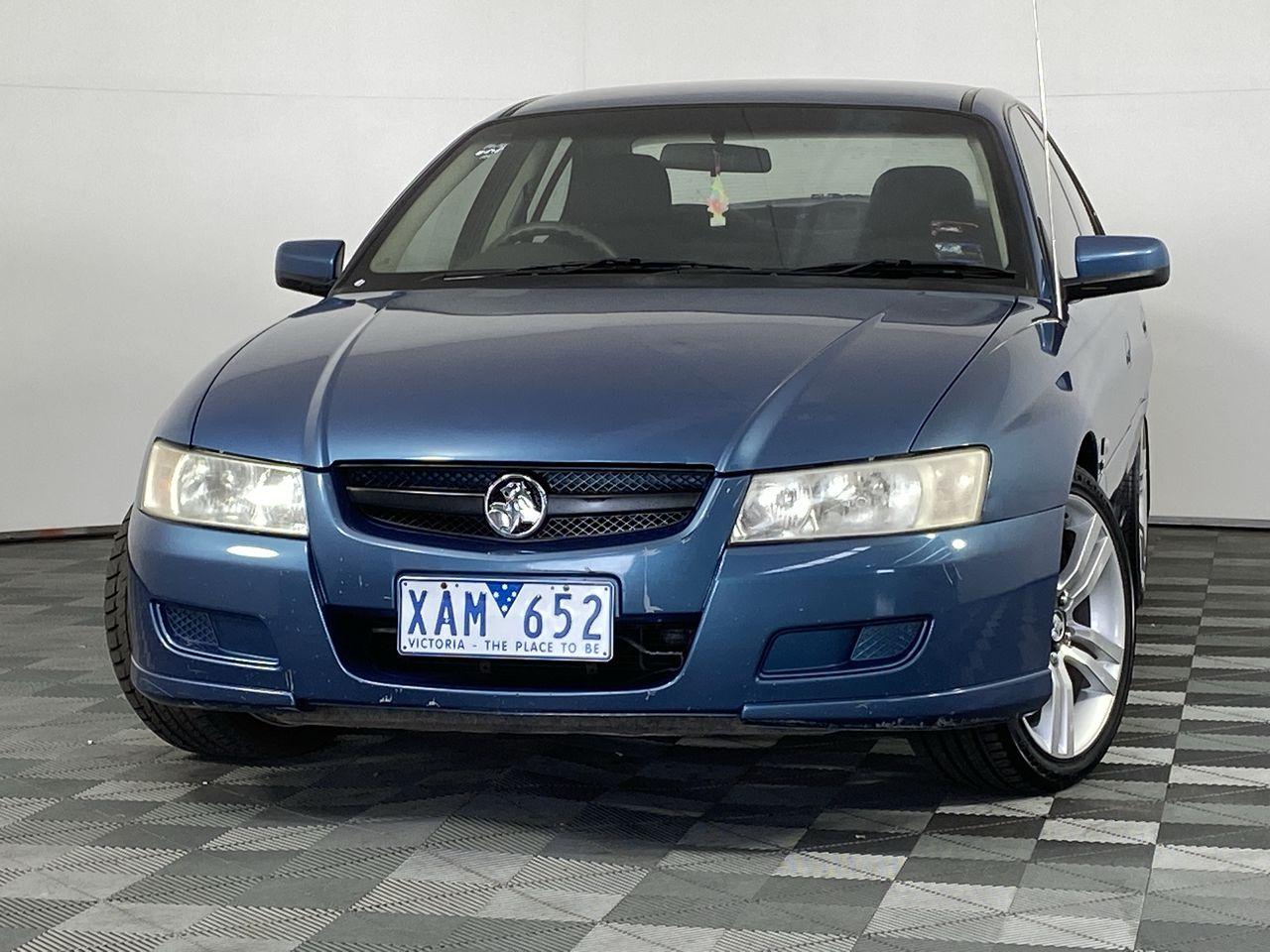 2005 Holden Commodore Acclaim VZ Automatic Sedan