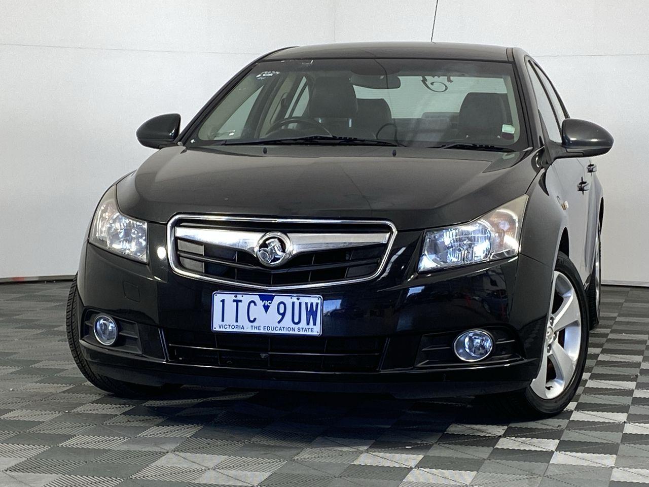 2010 Holden Cruze CDX JG Automatic Sedan