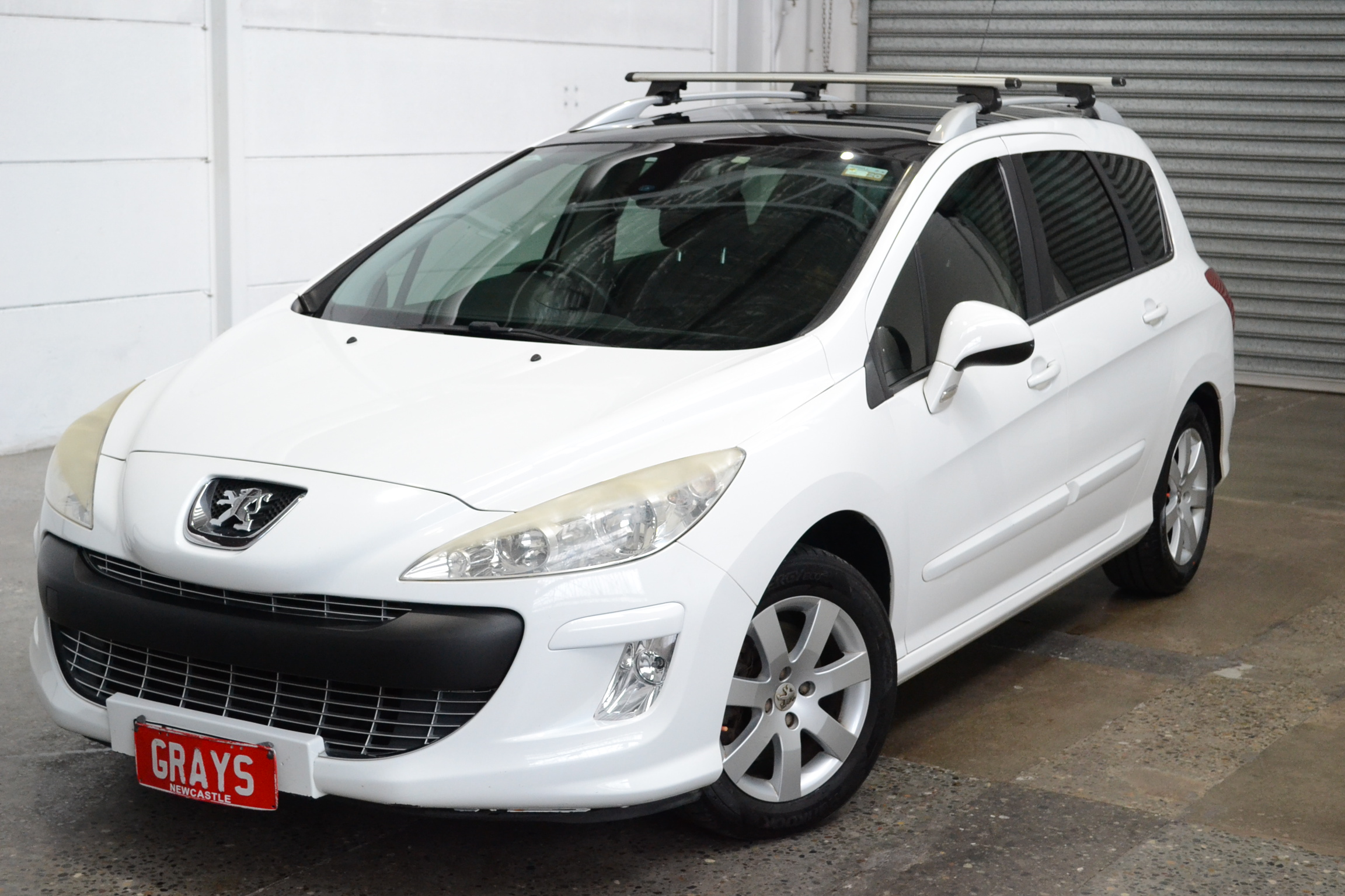 2008 Peugeot 308 TOURING XSE HDI 2.0 Turbo Diesel Manual Wagon