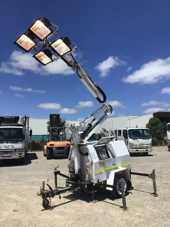 2012 Allight Mobile Light Tower