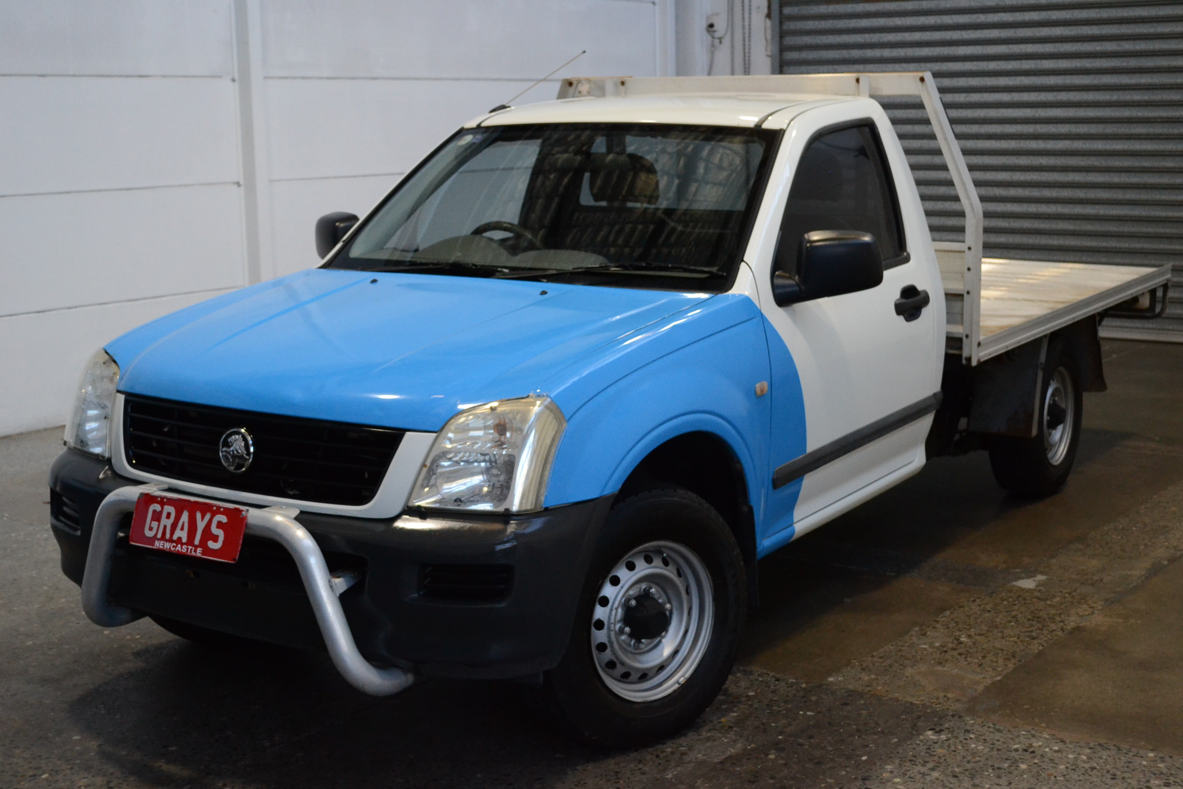 2005 Holden Rodeo LX RA Turbo Diesel Manual Cab Chassis