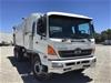 <p>2006 Hino  FM 6 x 4 Garbage Truck</p>