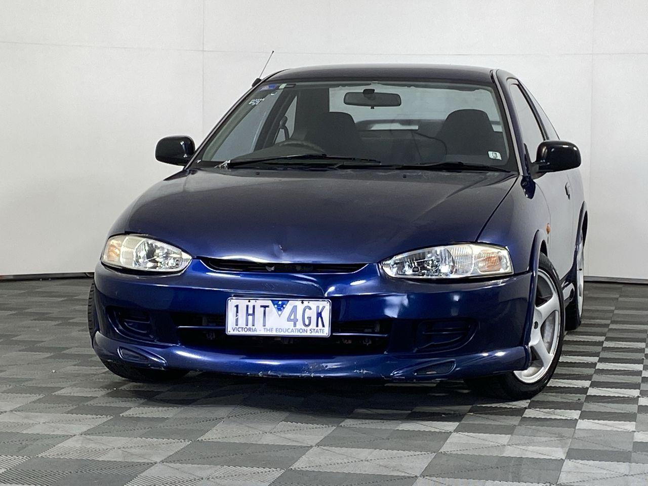 2001 Mitsubishi Lancer GLI CE Manual Coupe