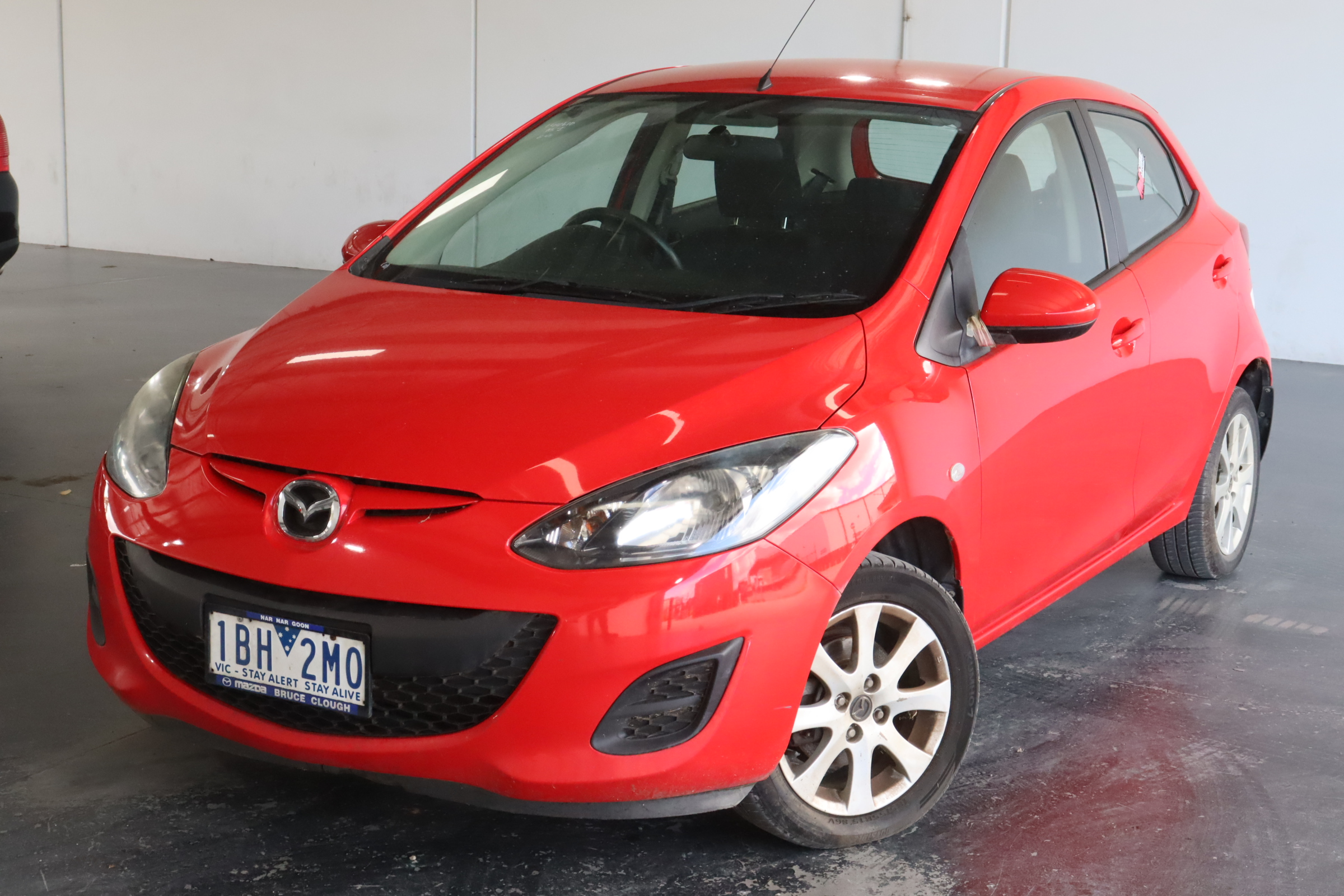 2013 Mazda 2 Neo Sport DE Manual Hatchback