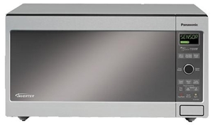 Panasonic 44l Stainless Steel Inverter Microwave Oven