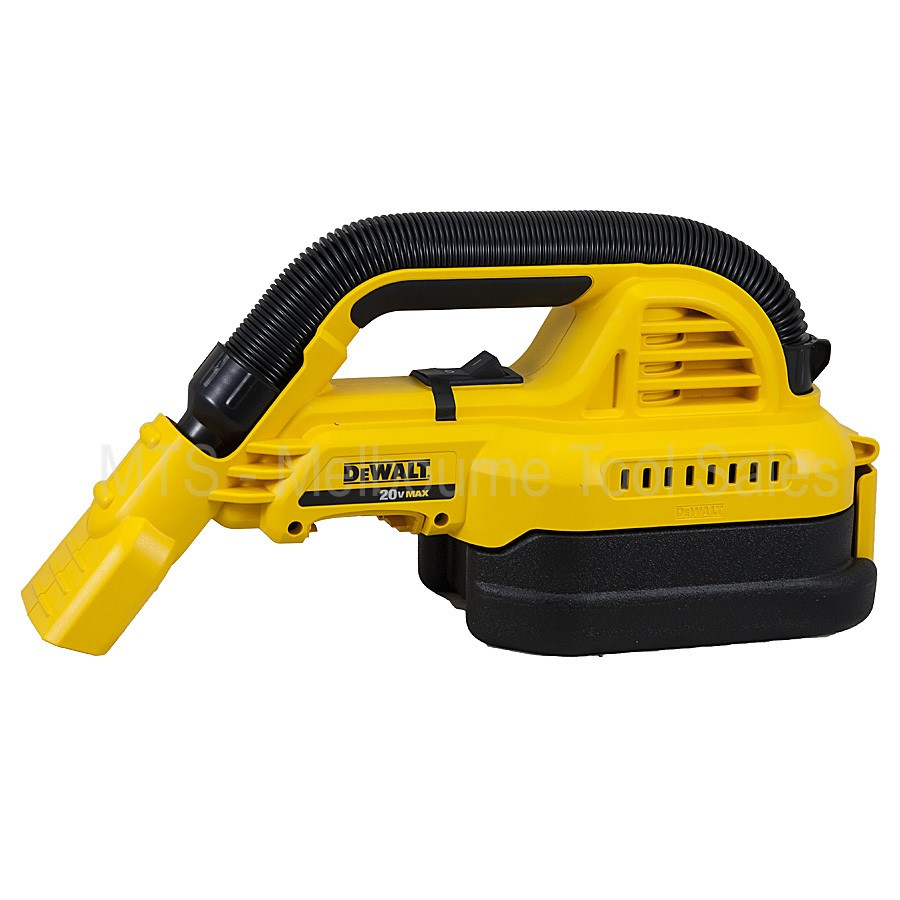 DEWALT 18V/20V Cordless 1.9L Wet and Dry Handheld Vacuum. Skin Only. N.B. D