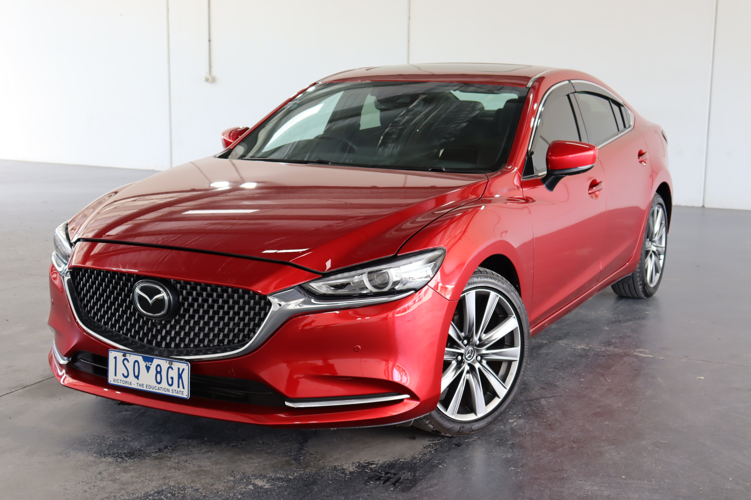 2018 Mazda 6 Atenza GJ Automatic Sedan(WOVR-Inspected)