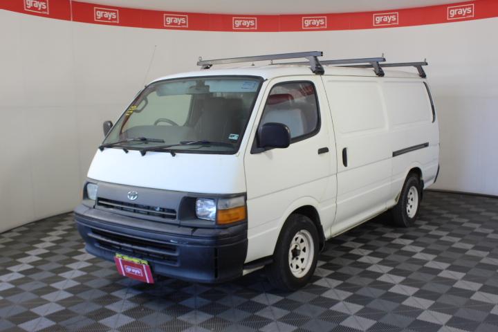 1996 Toyota Hiace RZH113R Automatic Van (WOVR)