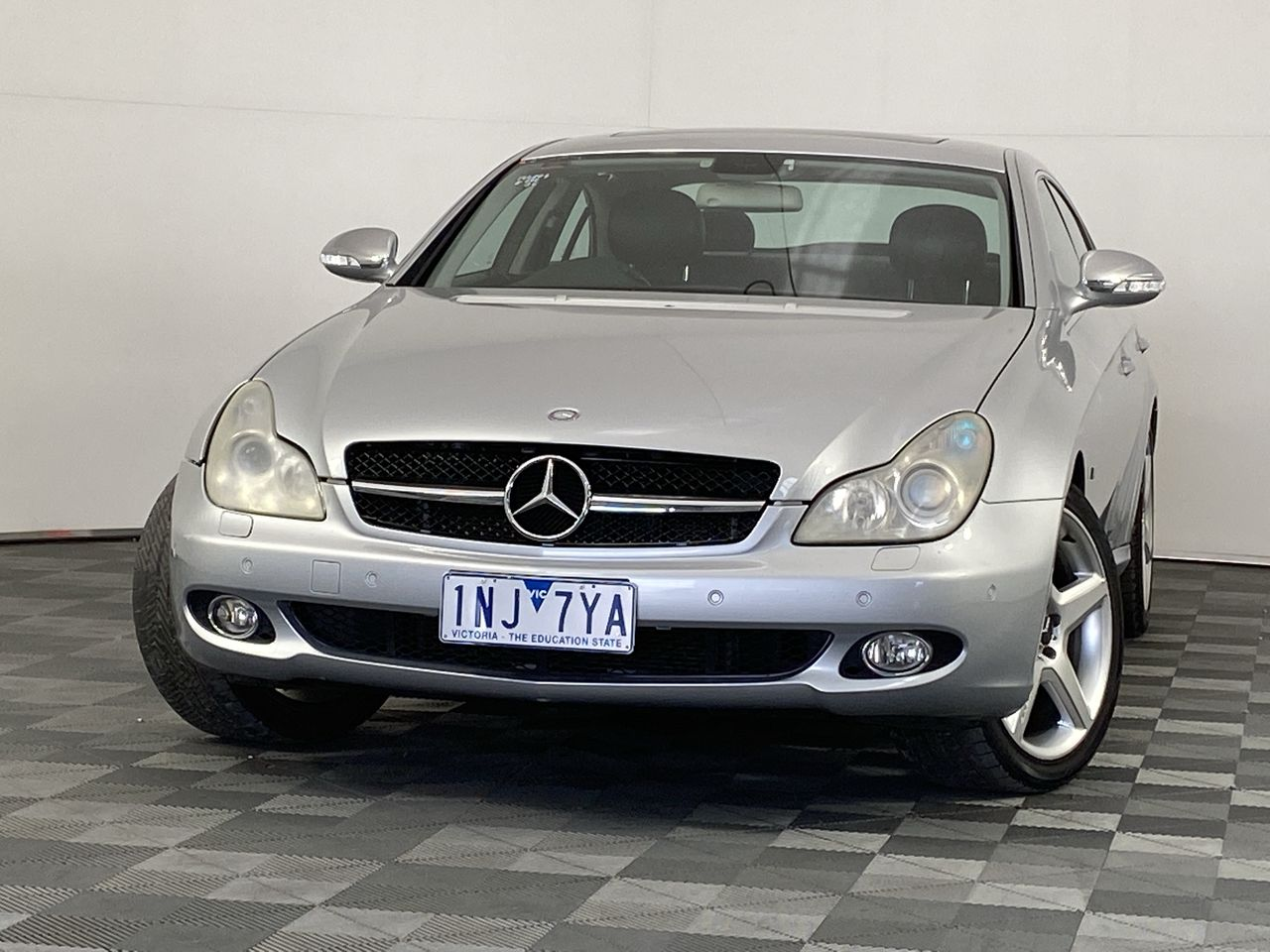 2005 Mercedes Benz CLS-Class CLS 500 C219 Automatic Coupe
