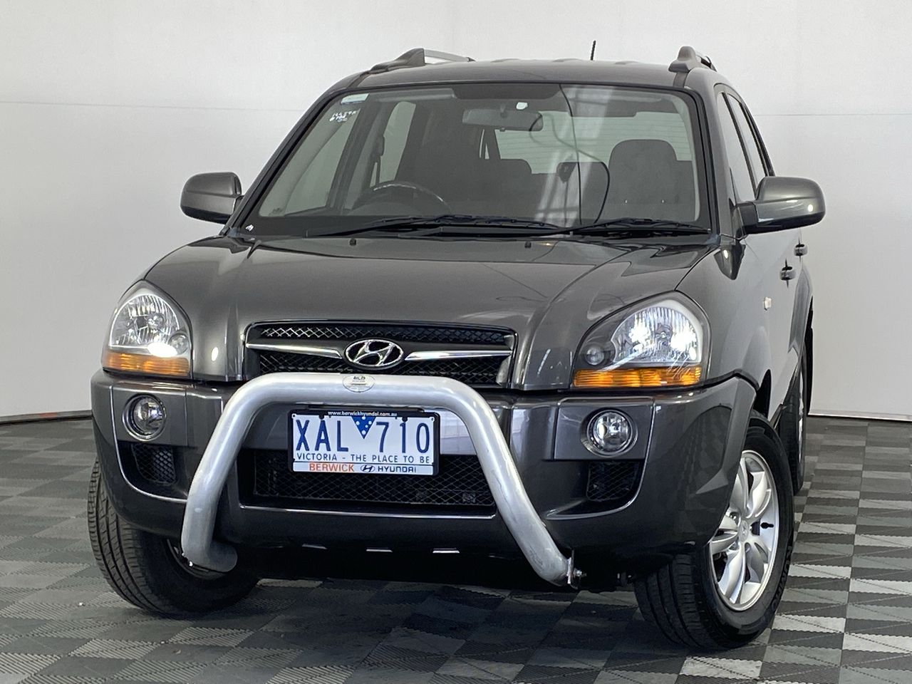 2009 Hyundai Tucson CITY SX Automatic Wagon