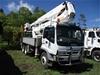 2001 Isuzu FY FVZ 6 x 4 Cherry Picker Truck