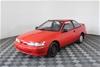 1994 Hyundai scoupe automatic coupe