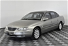 2000 Holden Statesman V6 Supercharged WH Automatic Sedan