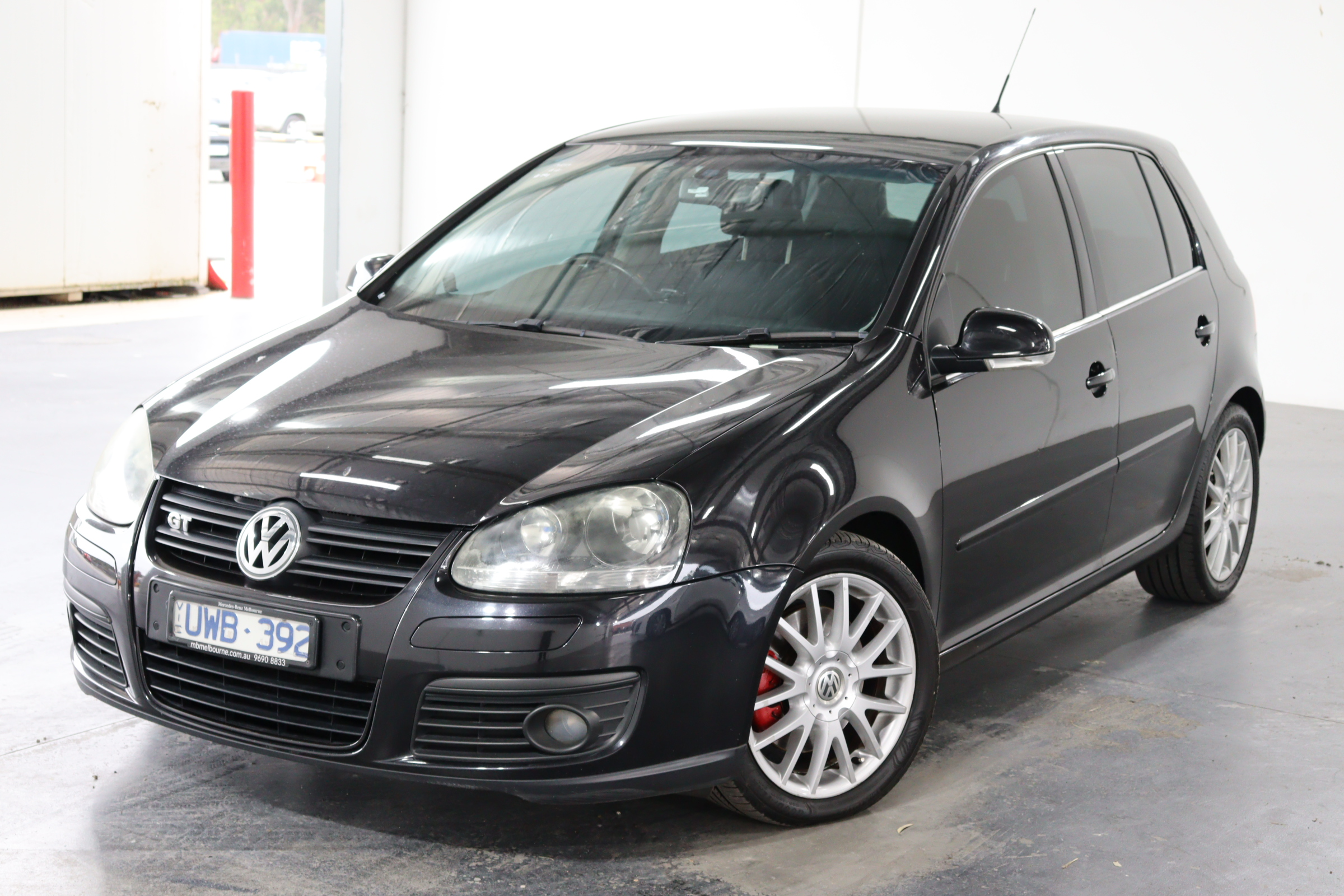 2007 Volkswagen Golf GT TSI A5 Automatic Hatchback