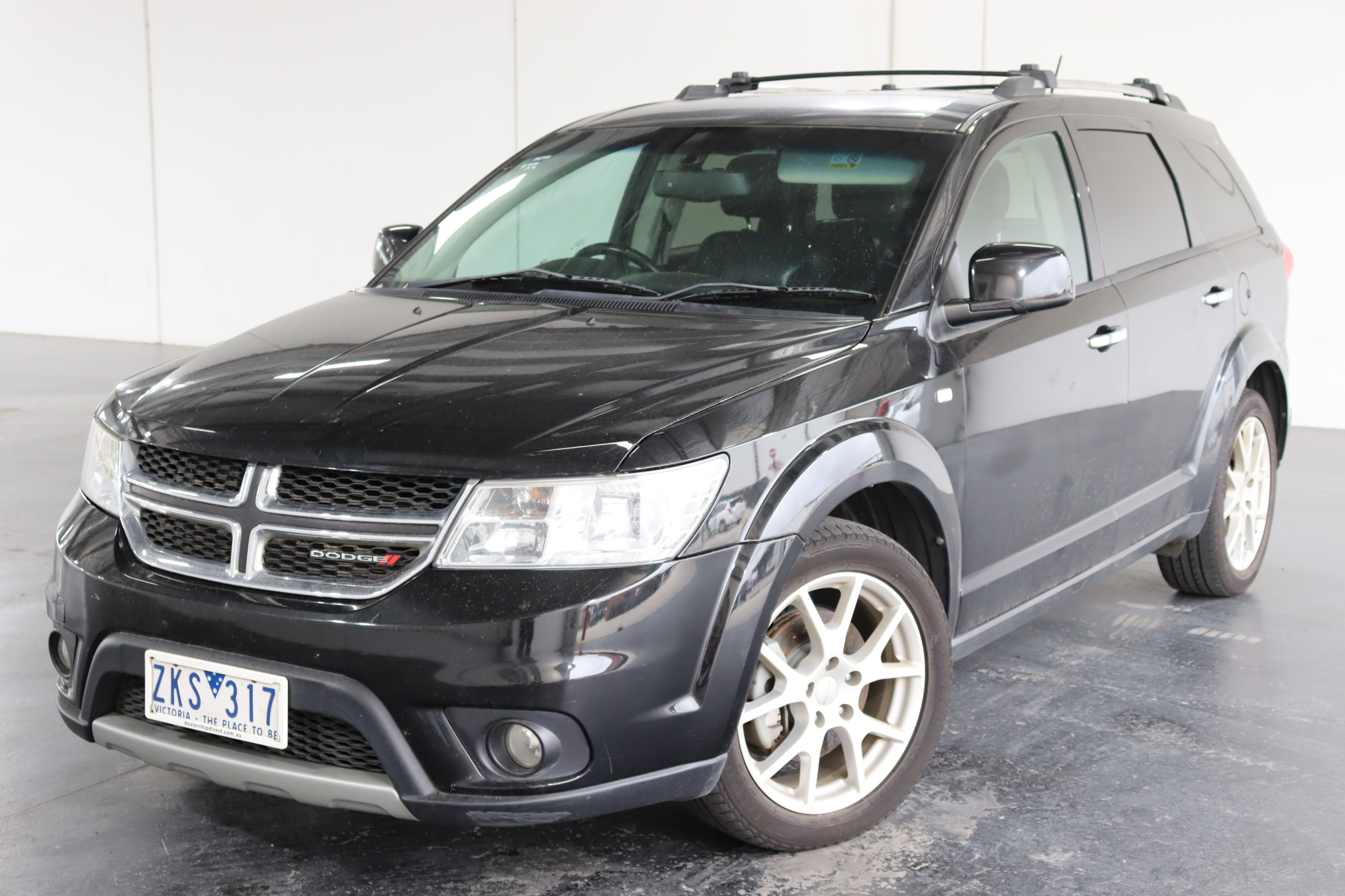 2012 Dodge Journey R/T Automatic 7 Seats People Mover