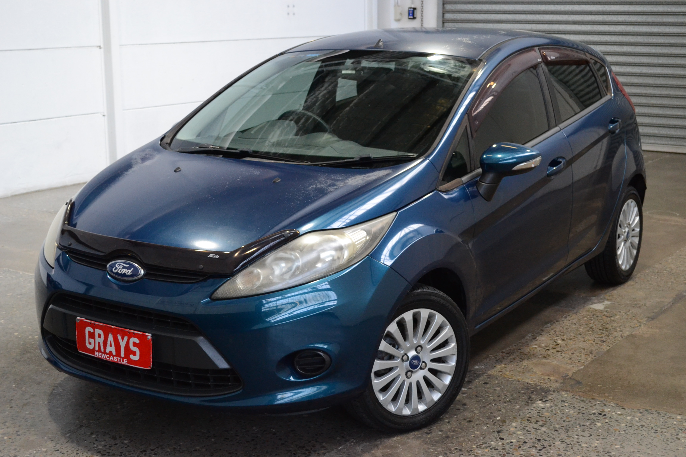 2011 Ford Fiesta LX WT Turbo Diesel Manual Hatchback