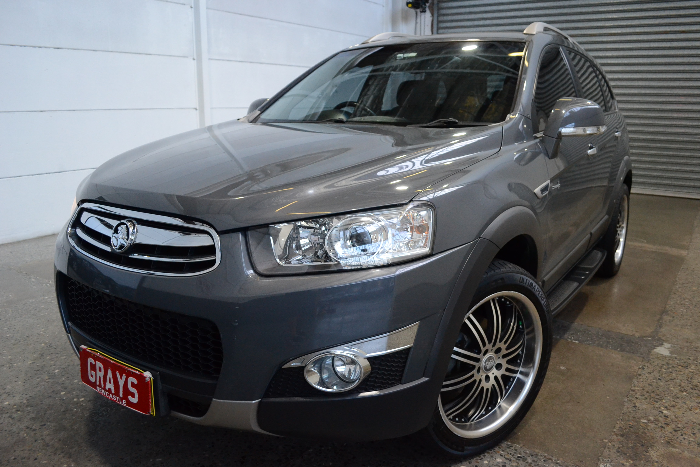 2011 Holden Captiva 7 LX AWD CG II Automatic 7 Seats Wagon