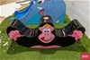 Kids Padded Monkey See Saw Soft Active Play Toy