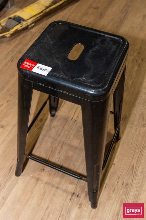 3x Metal Bar Stool